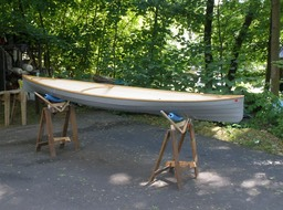 Canoe completed 4